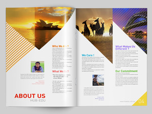 Proje#22977 - Danışmanlık, Eğitim Katalog Tasarımı  #56