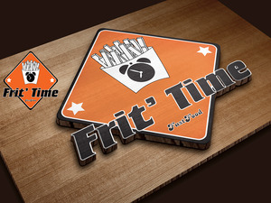 Frittime mock up