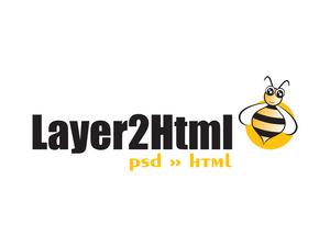 Layer2html logo 2