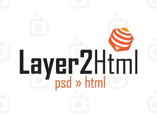 Layer2html logo 3