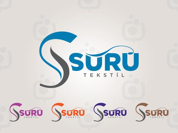 Suru tekstil logo 4