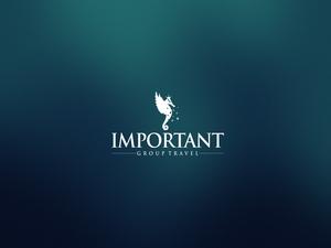 Important Group Travel isimli Turizm Acentemize Logo ve Kartvizit tasarımı projesini kazanan tasarım