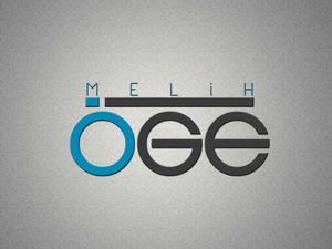 Melih  ge logo tasar m 1