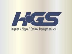 HGS YAPI - İnşaat / Yapı / Emlak Danışmanlığı Seçim garantili logo ve kartvizit tasarımı  #6