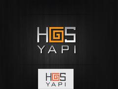 HGS YAPI - İnşaat / Yapı / Emlak Danışmanlığı Seçim garantili logo ve kartvizit tasarımı  #8