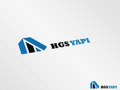 HGS YAPI - İnşaat / Yapı / Emlak Danışmanlığı Seçim garantili logo ve kartvizit tasarımı  #13