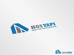 HGS YAPI - İnşaat / Yapı / Emlak Danışmanlığı Seçim garantili logo ve kartvizit tasarımı  #14