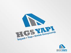 HGS YAPI - İnşaat / Yapı / Emlak Danışmanlığı Seçim garantili logo ve kartvizit tasarımı  #15