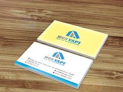 HGS YAPI - İnşaat / Yapı / Emlak Danışmanlığı Seçim garantili logo ve kartvizit tasarımı  #16