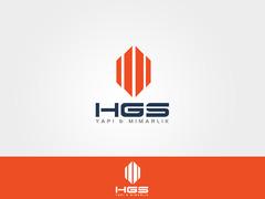 HGS YAPI - İnşaat / Yapı / Emlak Danışmanlığı Seçim garantili logo ve kartvizit tasarımı  #26