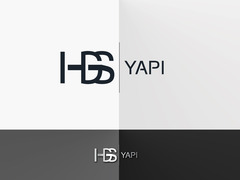 HGS YAPI - İnşaat / Yapı / Emlak Danışmanlığı Seçim garantili logo ve kartvizit tasarımı  #34