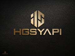 HGS YAPI - İnşaat / Yapı / Emlak Danışmanlığı Seçim garantili logo ve kartvizit tasarımı  #41