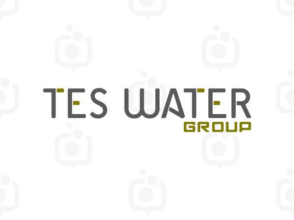 Tes water group logo