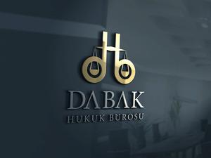 Dabak Hukuk Bürosu Logo Tasarım projesini kazanan tasarım