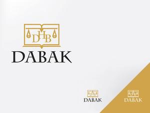 Dabak hukuk logo 7
