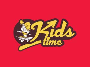 Kids time logo 1