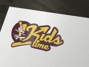 Kids time logo 3