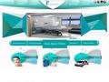 Proje#23435 - Kişisel Bakım / Kozmetik, Sağlık, Turizm / Otelcilik Web Sitesi Tasarımı (psd)  -thumbnail #33