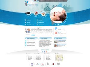 Medi travel ist web sitesi tasarimi 1200