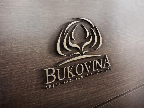 Bukov na logo  al  mas  mockup