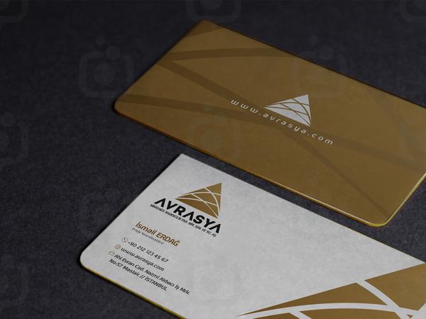 Avrasya kartvizit