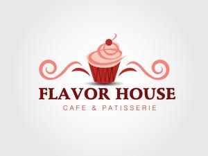 Flavor house logo