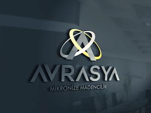 Avrasya Mikronize Madencilik AŞ. kurumsal kimlik ve logo projesini kazanan tasarım