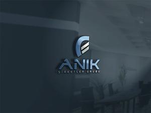 An k logo