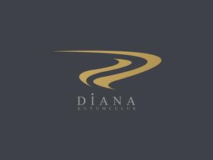 Diana kuyumculuk logo 1
