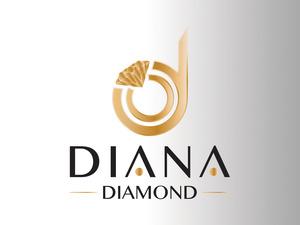 Diana diamond logo