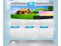 Proje#4461 - Hizmet, Danışmanlık Web Sitesi Tasarımı (psd)  -thumbnail #1