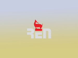 Ren logo mock up6