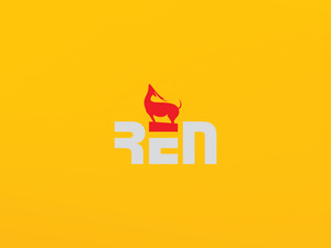 Ren logo mock up7
