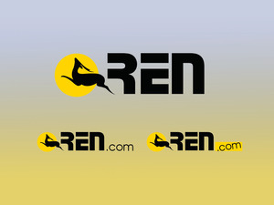 Ren logo mock up8