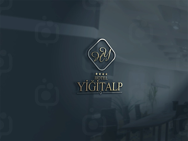 Hotel yi italp logo  al  mas