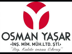Osman ya ar k rm z  logo