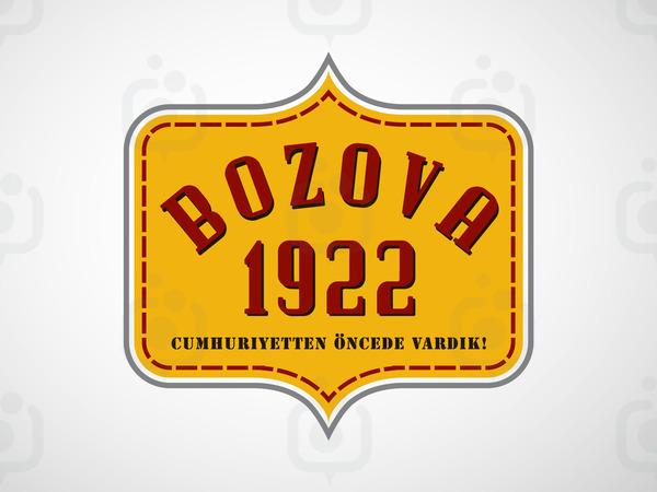 Bozova1922 logo