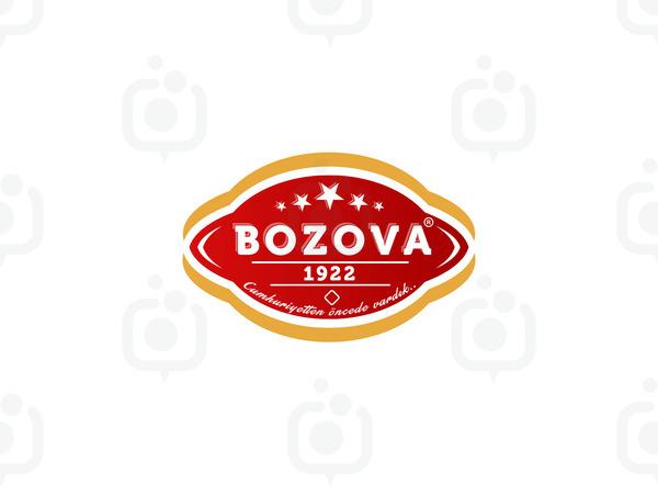 Bozova logo  al  mas