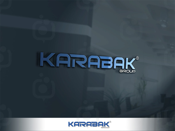 Karabak logo  al  mas