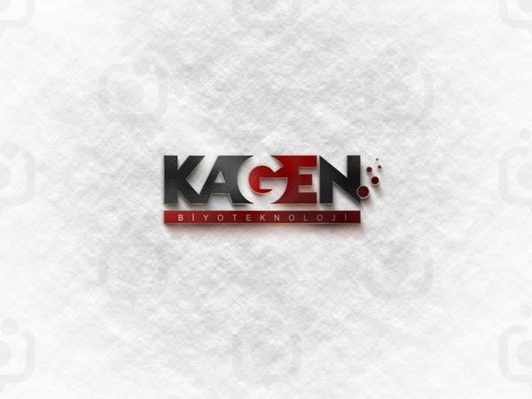 3d logo mockup d