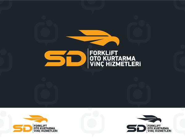 Sd forklift logo 1