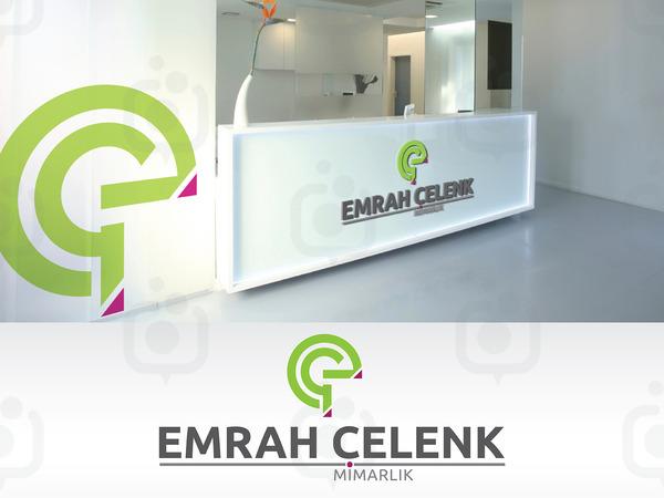 Emrah  elenk mimarl k logo 03