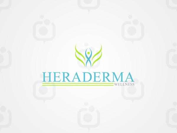 Heraderma yeni logo