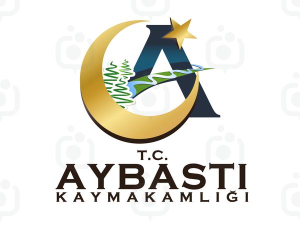 Aybasti kaymakamligi logo tasarimi5