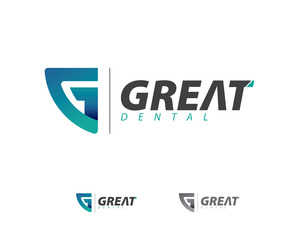 Great dental logo