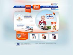 Proje#24753 - Sağlık, e-ticaret / Dijital Platform / Blog Firma Tanıtım Web Sitesi (html5+css)  #28