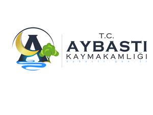 Aybasti kaymakamligi logo tasarimi7