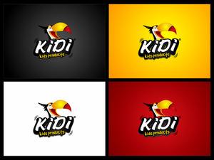 Kidi _ Çocuklar için gerekli şeyler projesini kazanan tasarım
