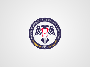 Dis hekimligi fakultesi vektor logo