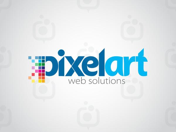 Pixelart flaat sharp